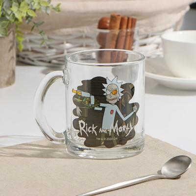 Кружка «Рик и морти», 320 мл - Фото 1