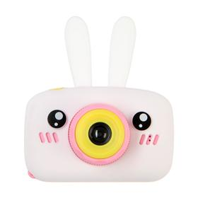 Детский цифровой фотоаппарат KIDS Fun Camera Bunny 'Зайчик', модель 4351777, белый Ош