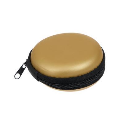Чехол для наушников Krutoff, цвет золото - Фото 1