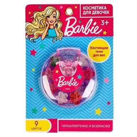 Косметика для девочек «Барби», тени