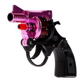Пистолет «Залп», стреляет 8-ми зарядными пистонами, МИКС Ош