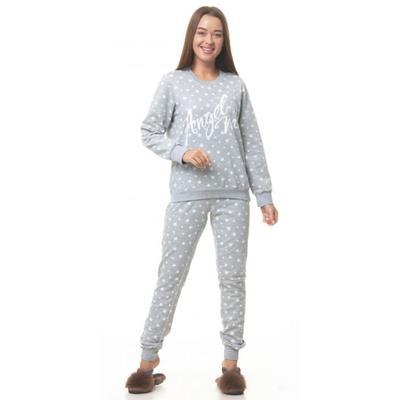 Комплект женский, (кофта, брюки) цвет МИКС, размер 44