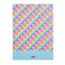 """Бизнес-блокнот А4, 80 листов """"Нежный дизайн"""", твёрдая обложка, матовая ламинация"""