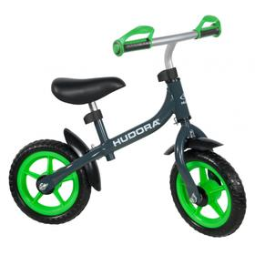 Беговел 10' Laufrad Bikey 3.0 Girl, цвет серо-зеленый Ош