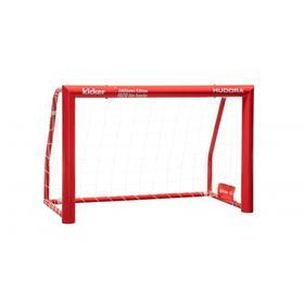 Ворота футбольные Kicker Edition Expert 120, цвет красный Ош