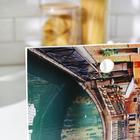 Доска разделочная «Мостик», 18,5×25 см - Фото 3