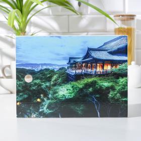 Доска разделочная «Провинция Китая», 18,5×25 см