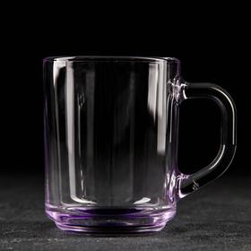 Кружка «Джем», 250 мл, цвет фиолетовый