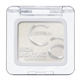 Тени для век Catrice Highlighting Eyeshadow, оттенок 010 Highlight To Hell белый