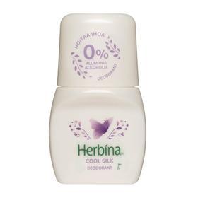 Шариковый дезодорант Herbina «Шёлк», 50 мл