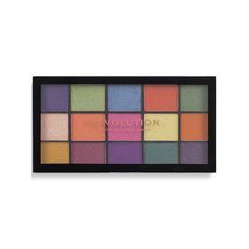 Палетка теней Revolution Makeup Re-Loaded Palette, оттенок Passion for Colour