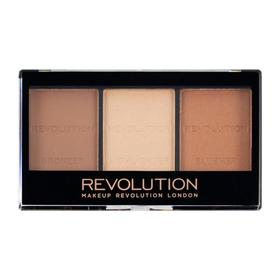 Палетка для скульптурирования Revolution Makeup Ultra Sculpt & Contour Kit, Light Medium C04   54967