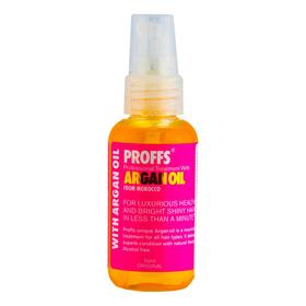 Аргановое масло для волос Proffs Argan Oil, 50 мл