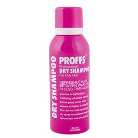 Шампунь для сухого очищения волос Proffs Dry Shampoo, 150 мл
