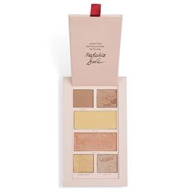 Палетка для макияжа лица Revolution Pro Nath Highlight & Contour Palette хайлайтер и бронзер   54969