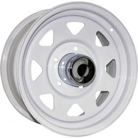 Диск штампованный Ningbo 155-08 8x15 5x139.7 ET-40 d110.1 белый Ош