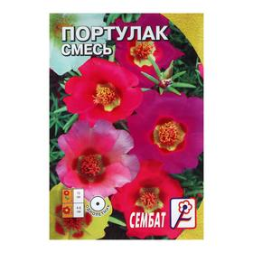 Семена цветов Портулак смесь 0,05 г Ош
