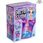 Набор для опытов Secret Slime, единороги