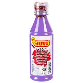 Гуашь банка 250мл JOVI фиолетовая