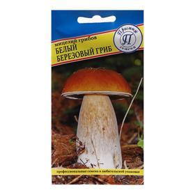 Мицелий грибов Белый гриб березовый ,  60 мл Ош