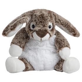 Мягкая игрушка «Заяц» бежевый 21 см