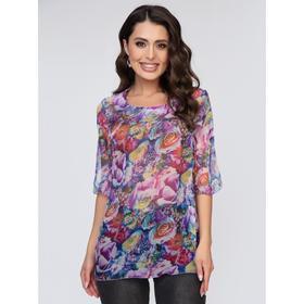 Блуза женская «Вуалет», размер 44