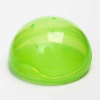 Контейнер для хранения сосок-пустышек, цвет зеленый