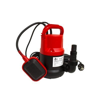 Насос дренажный STI UP-400 P, напор максимальный 6 м, 400 Вт, 116 л/мин