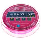 Леска зимняя Sprut SKYLINE Fluorocarbon Composition IceTech PRO 0,165 мм, 4,95 кг, 50 м, цвет розовый