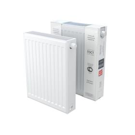 Радиатор стальной STI C 22, 500 x 500 мм, 1066 Вт, нижнее подключение