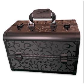 Бьюти кейс для косметики  CWB7350, цвет чёрный Ош