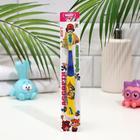 Детская зубная щётка «Ассорти»,двухкомпонентная ручка, мягкая щетина - Фото 6