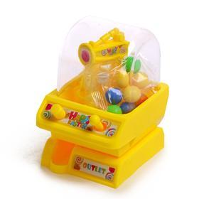 Игровой автомат «Поймай шарик», цвета МИКС Ош