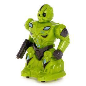 Робот инерционный «Патрульный», цвета МИКС Ош