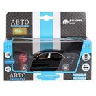Машина металлическая Mercedes-Benz S600, 1:32, инерция, световые и звуковые эффекты, открываются двери, капот, багажник, цвет чёрный - Фото 2