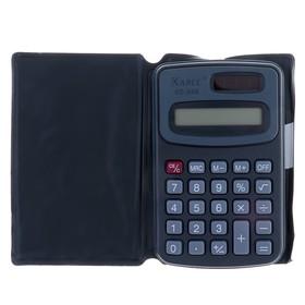Калькулятор карманный, 8-разрядный, KC-888, двойное питание Ош