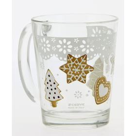 Кружка «Рождественское печенье» 310 мл