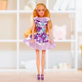 """Кукла модель """"Моя любимая кукла"""" в платье, МИКС"""