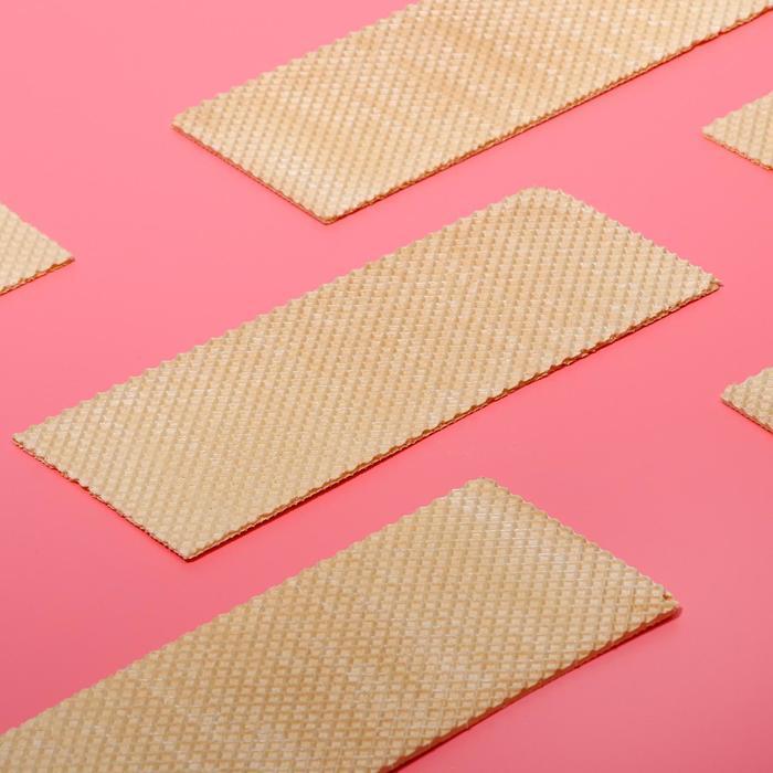 Вафельные листы 110*240 мм, 6 шт, 100 г