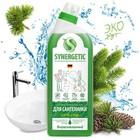 Средство биоразлагаемое для мытья сантехники Synergetic «Хвойный лес», пихта и кедр, 0,7 л