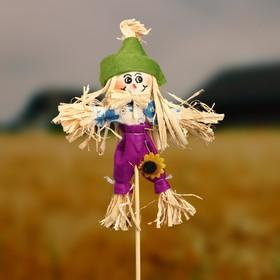 Огородное пугало, h = 50 см, МИКС Ош