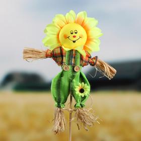 Огородное пугало «Солнце», h = 50 см, МИКС Ош