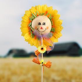 Огородное пугало «Солнце», h = 60 см, МИКС Ош