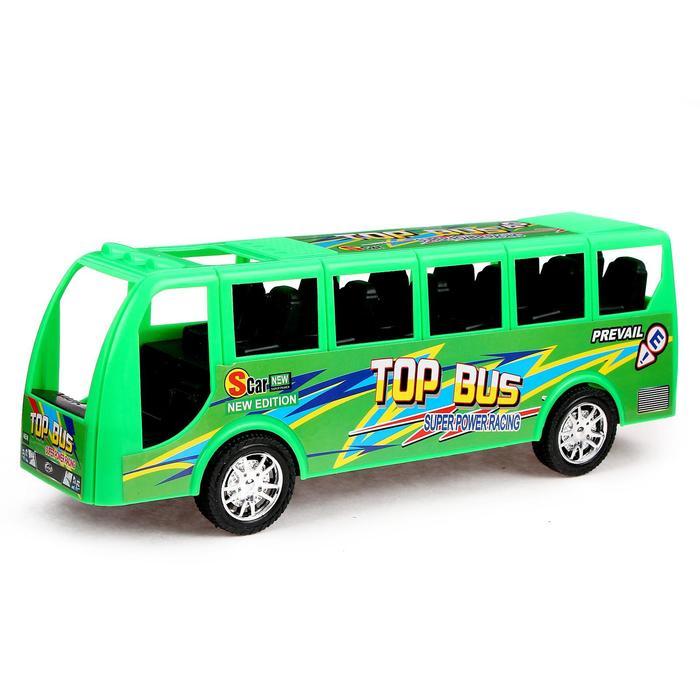 Автобус инерционный «Городской», МИКС