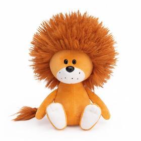 Мягкая игрушка «Львёнок Лью», 15 см