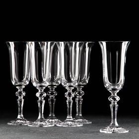 Набор бокалов для шампанского Falco, 150 мл, 6 шт