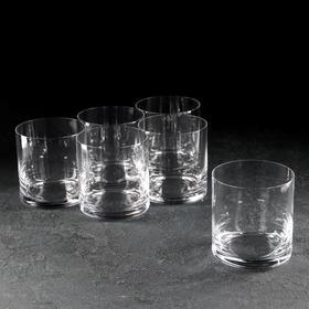 Набор стаканов для виски Larus, 410 мл, 6 шт