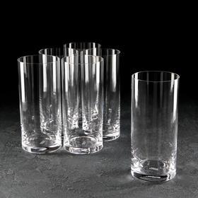Набор стаканов для воды Larus, 350 мл, 6 шт