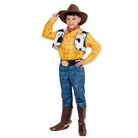 Карнавальный костюм «Ковбой Вуди», р.30, рост 116 см