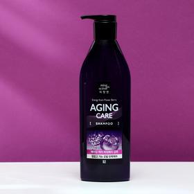 Антивозрастной шампунь Mise En Scene Aging Care Shampoo, 680 мл